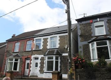 Thumbnail 3 bed terraced house for sale in Graig Road, Ynyshir, Ynyshir, Rct.