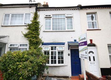 Thumbnail 2 bed terraced house for sale in Alfred Road, South Norwood, London