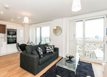Thumbnail 1 bed flat for sale in Marner Point, Jefferson Plaza, Bow