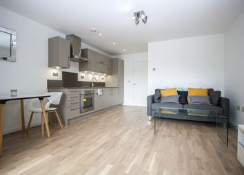 Thumbnail 1 bed flat to rent in Eden Apartments, Glengarnock Avenue, Isle Of Dogs