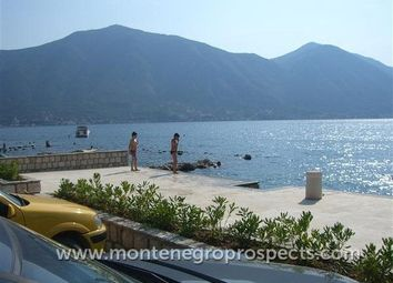 Thumbnail Land for sale in Dobrota, Montenegro