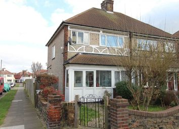 Thumbnail 3 bed semi-detached house for sale in Bournemouth Park Road, Southend-On-Sea