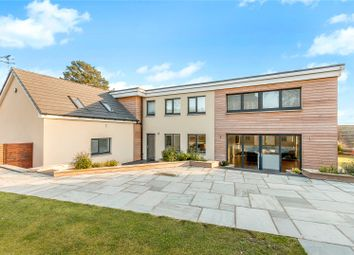 Thumbnail 6 bed detached house for sale in Station Avenue, Haddington, East Lothian