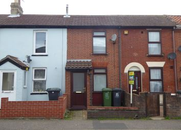 Thumbnail 2 bed terraced house to rent in Camden Road, Great Yarmouth