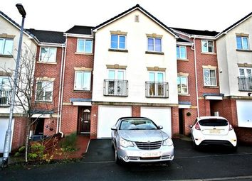 Thumbnail 4 bed terraced house for sale in Oakhurst Gardens, Prestwich, Manchester