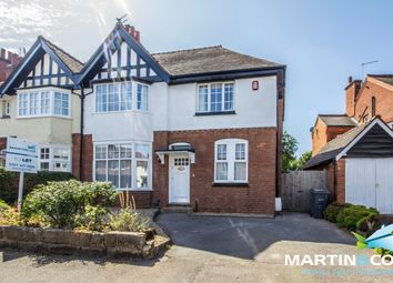 Thumbnail 4 bed semi-detached house to rent in Crosbie Road, Harborne