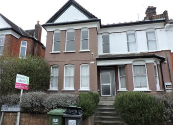 Thumbnail 1 bed flat to rent in Bishopsthorpe Road, London