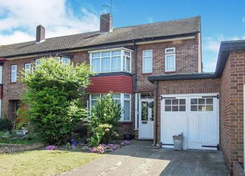 Thumbnail 3 bedroom end terrace house for sale in Mulberry Court, Barking