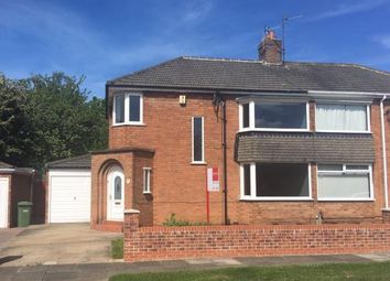 Thumbnail 3 bed semi-detached house for sale in Harlsey Road, Stockton-On-Tees, Durham