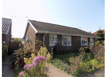 Thumbnail 2 bed semi-detached bungalow for sale in Test Road, Lancing