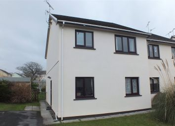 Thumbnail 2 bedroom flat for sale in Park Avenue, Kilgetty, Pembrokeshire