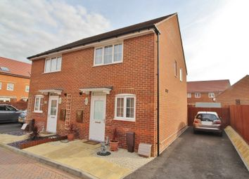 Thumbnail 2 bed semi-detached house for sale in Daffodil Way, Havant