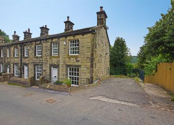 Thumbnail 2 bed cottage for sale in Midgley Road, Mytholmroyd, Hebden Bridge