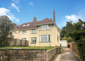 3 bed semi-detached house for sale in Bassaleg Road, Newport NP20