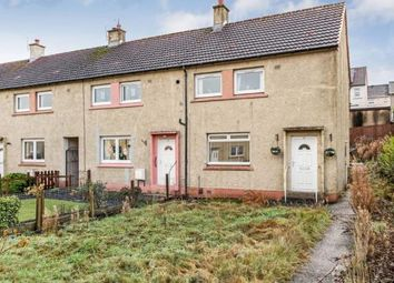 Thumbnail 2 bed end terrace house for sale in Waverley Terrace, Blantyre, South Lanarkshire, United Kingdom