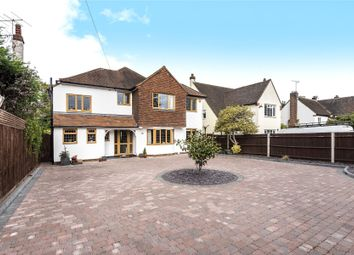 Thumbnail 5 bed detached house for sale in Croydon Road, Keston