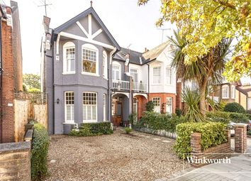 Thumbnail 6 bed semi-detached house for sale in Windsor Road, Finchley, London