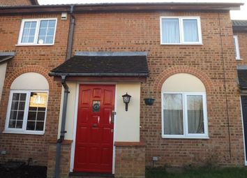 Thumbnail 2 bed terraced house to rent in St. Georges Close, Leighton Buzzard