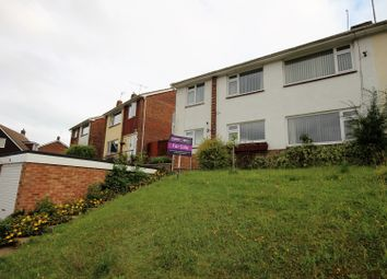Thumbnail 3 bed semi-detached house for sale in Suffolk Gardens, Dover