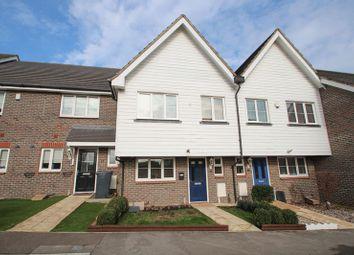 Thumbnail 4 bedroom terraced house for sale in Baker Crescent, Dartford