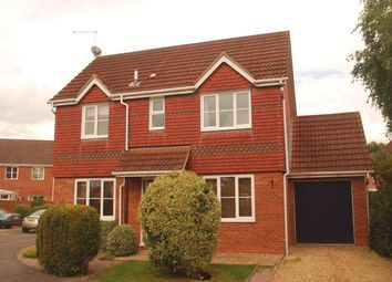 Thumbnail 3 bedroom detached house to rent in Betjeman Close, Bourne, Lincolnshire