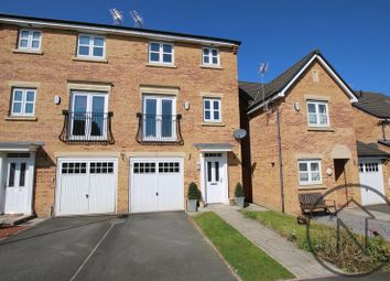 Thumbnail 4 bed town house for sale in Annand Way, Newton Aycliffe