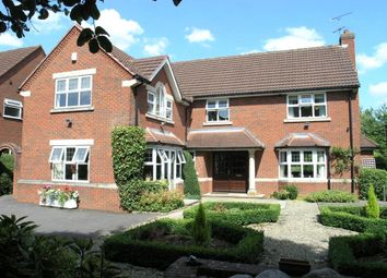 Thumbnail 5 bed detached house for sale in Hayley Croft, Duffield, Belper