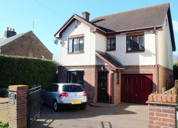 Thumbnail 4 bed detached house for sale in Leverington Common, Leverington