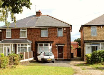 Thumbnail 3 bed semi-detached house for sale in Yardley Road, Yardley, Birmingham