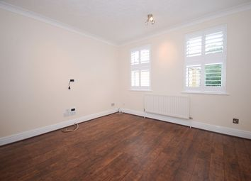 Thumbnail 1 bedroom town house to rent in Vicarage Drive, Beckenham