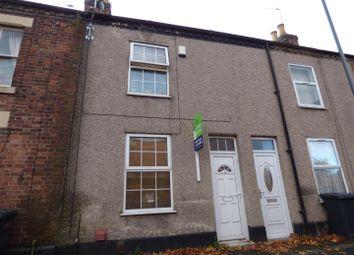 Thumbnail 2 bedroom terraced house for sale in Fox Street, Derby