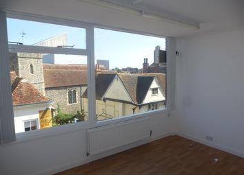 Thumbnail 2 bed flat to rent in Westgate Garden Flats, St. Peters Place, Canterbury