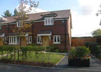 Thumbnail 2 bedroom end terrace house to rent in Stephenson Close, Twyford, Reading