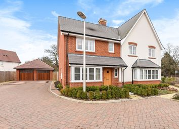 Thumbnail 3 bed semi-detached house for sale in Braybrooke Crescent, Wokingham