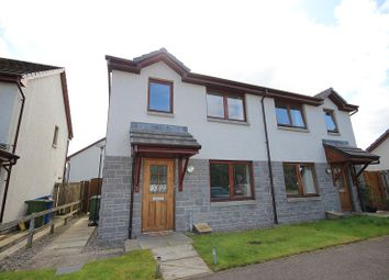 Thumbnail 3 bed semi-detached house for sale in 32 Culduthel Avenue, Culduthel, Inverness