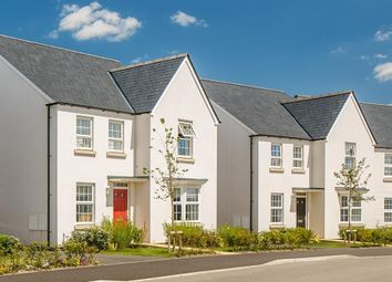 "Thumbnail 4 bed detached house for sale in ""Holden"" at Butcher Park Hill, Tavistock"