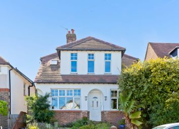 Thumbnail 4 bed detached house for sale in Tivoli Road, Brighton