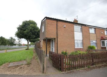 Thumbnail 3 bed end terrace house to rent in Dringshaw, Hull