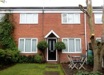 Thumbnail 2 bed terraced house for sale in Kent Close, Worksop