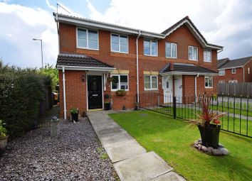 Thumbnail 2 bedroom semi-detached house for sale in Beaufighter Grove, Tunstall, Stoke-On-Trent