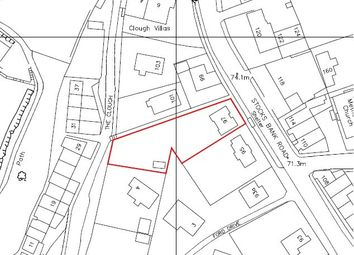Thumbnail Land for sale in Stocks Bank Road, Mirfield, West Yorkshire