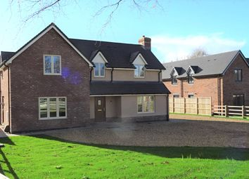 Thumbnail 4 bed detached house for sale in 3 Beech Tree Lane, St Martins Moor, Oswestry, Shropshire