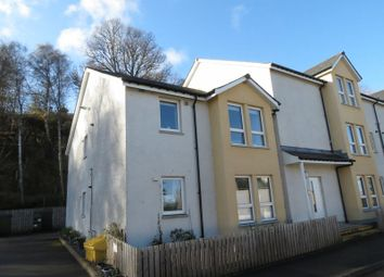 Thumbnail 2 bedroom flat for sale in High Street, Clachnaharry, Inverness