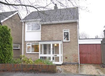 Thumbnail 3 bed detached house to rent in Balmoral Road, Mountsorrel, Loughborough