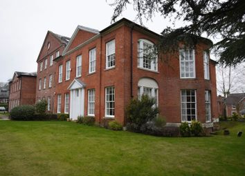 Thumbnail 3 bed flat for sale in Westholme Close, Congleton