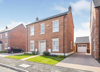 Thumbnail 3 bed detached house for sale in Primrose Drive, Tutbury, Burton On Trent, Staffordshire