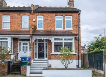 Thumbnail 3 bed end terrace house for sale in Park View Crescent, Friern Barnet, London