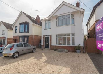 Thumbnail 4 bed detached house to rent in Tollgate Road, Andover