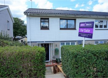 Thumbnail 3 bed semi-detached house for sale in Woodhall Lane, Watford