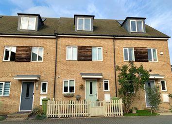 3 bed terraced house for sale in Primrose Lane, Broughton Gate, Milton Keynes MK10
